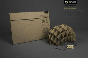 Smart Bike Helmet Direct Mail Example