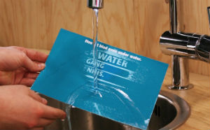 World Water Day Direct Mail Example