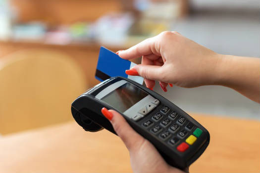 Large Business Credit Card Terminals