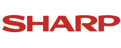 Sharp photocopiers logo