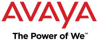 Avaya Large Logo and Tagline