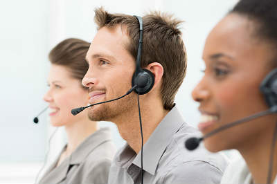 Call Centre Phone Systems 1