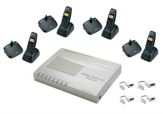 Orchid PBX308+ Multi Line Phone System