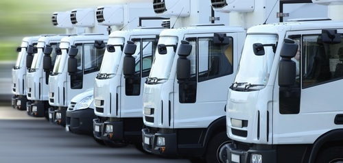 commercial fleet vehicle tracking